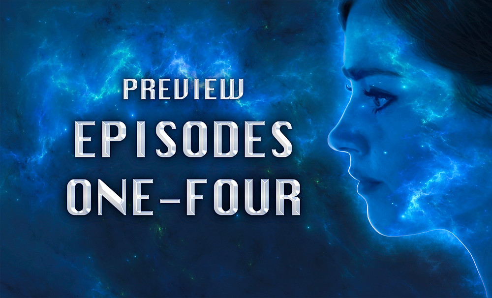 Header Image: Preview: Episodes One-Four with Clara's face