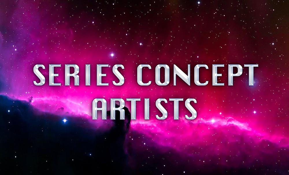 Header Image: Series Concept Artists