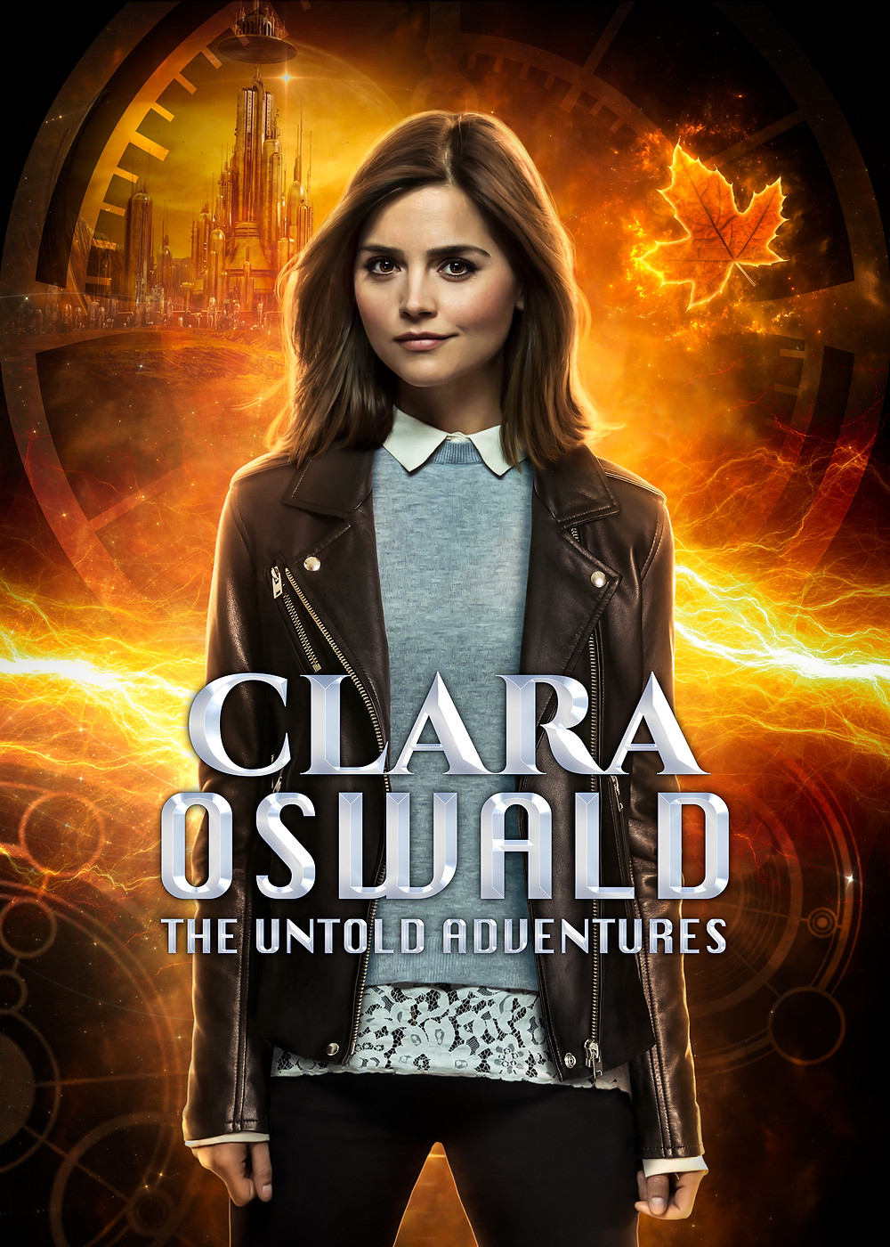 Clara 'Out of Time' poster