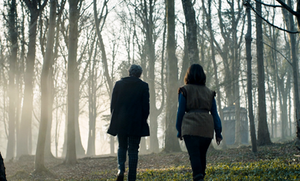 Header Image: the Twelfth Doctor and Clara