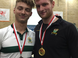 SURC Beat Cardiff to Claim Indoor Rowing Welsh Varsity Title
