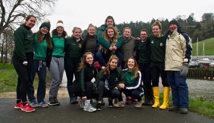 Totnes Camp 2019 Senior Women Squad