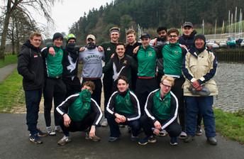 Totnes Camp 2019 Senior Men Squad
