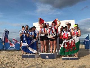 Swansea Athletes Excel in Coastal Rowing