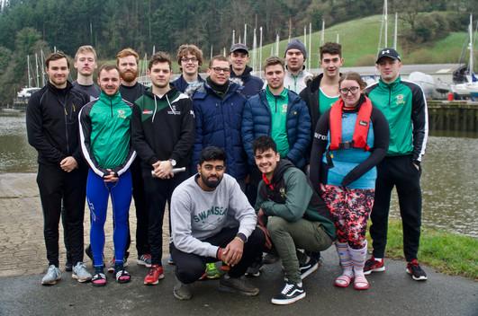 Totnes Camp 2019 Novice Men Squad