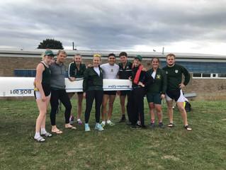 Alumni Squad Take On Boston Marathon