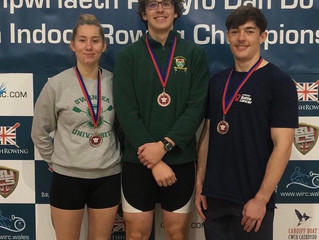 Welsh Rowing Indoor Championships 2019