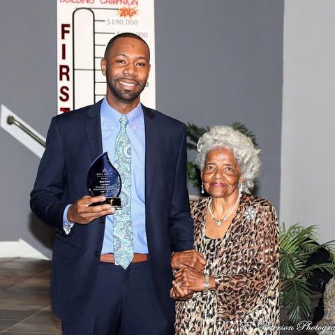 Community Service Award Recipient