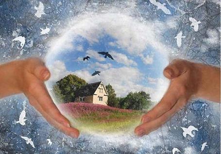 Nettoyage des énergies négatives & empreintes, des lieux de Vie et des personnes