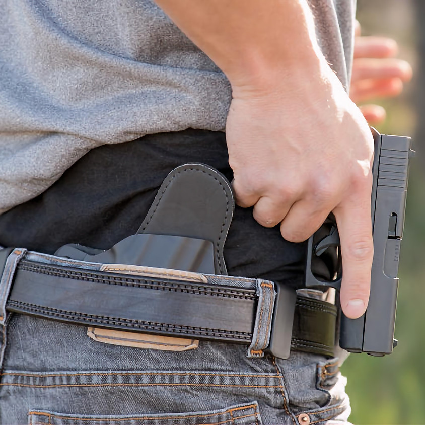 WEEKDAY License to Carry Class-KILLEEN