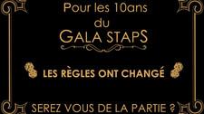 Les 10 ans du Gala STAPS!