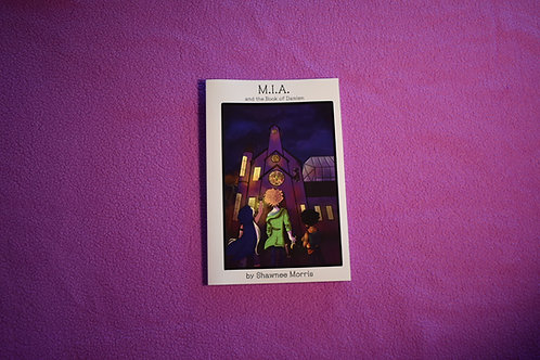 M.I.A. and the Book of Damien (Book 2 of the M.I.A. series)