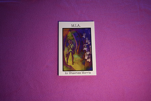 M.I.A. (1st book of the M.I.A. trilogy)
