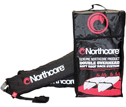 NORTHCORE DOUBLE SOFT ROOF RACKS