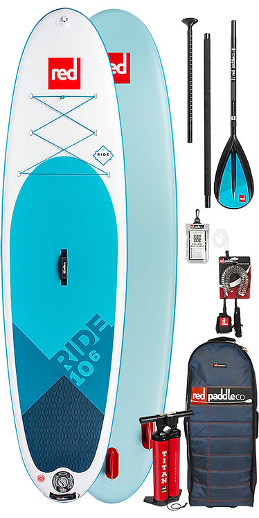Red Paddle Stand Up Paddle Board Hire