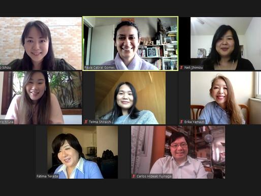 Telma Shiraishi participa de encontro com vencedoras do Desafio Culinário
