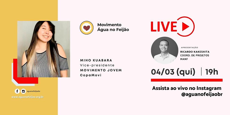 Live com Movi Jovem - CopaMovi eSports