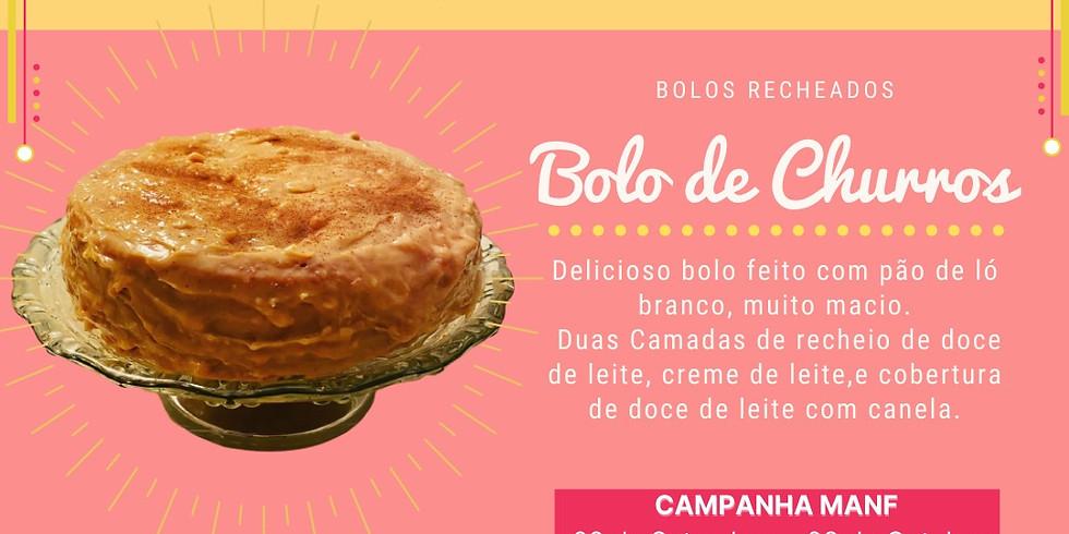 Campanha solidária Five Cakes