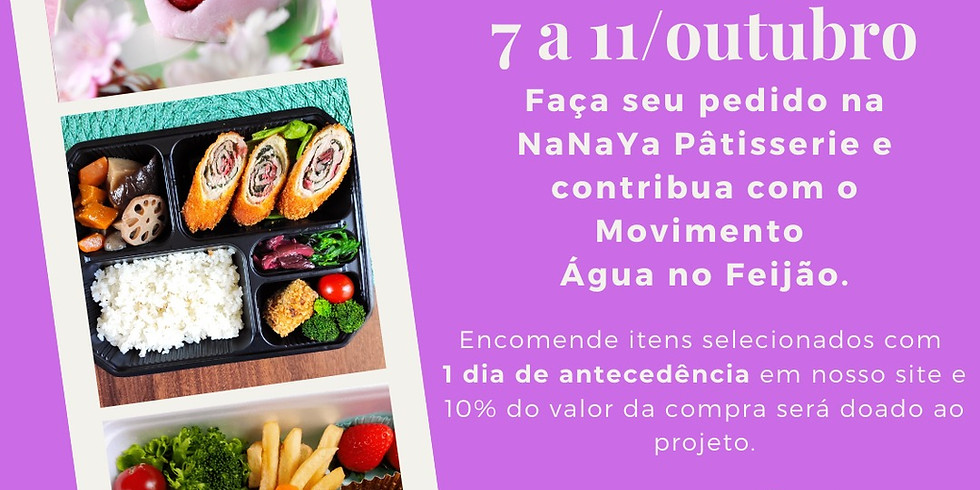 Campanha MANF - Na-Na-Ya Patisserie
