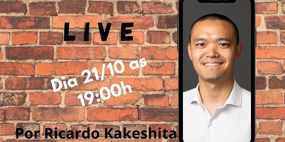 Live com Ricardo Kakeshita