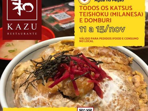 Nessa semana, campanha do MANF com o Espaço Kazu