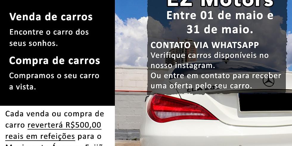 Campanha MANF - EZ Motors