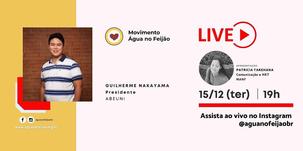 Live MANF - Guilherme Nakayama