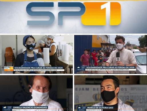 Movimento Água no Feijão é tema de reportagem no SP1