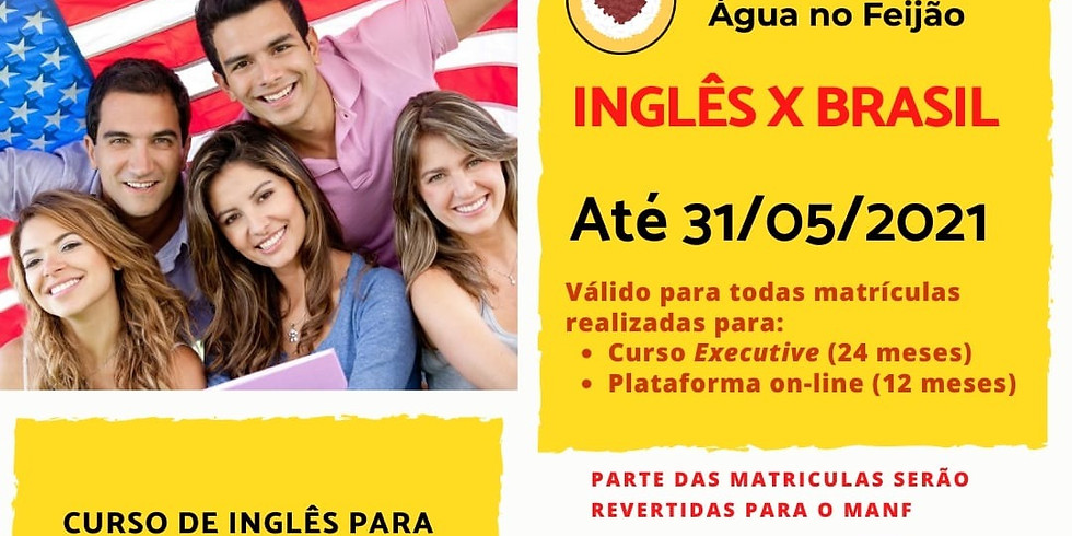 Campanha MANF - Ingles x Brasil