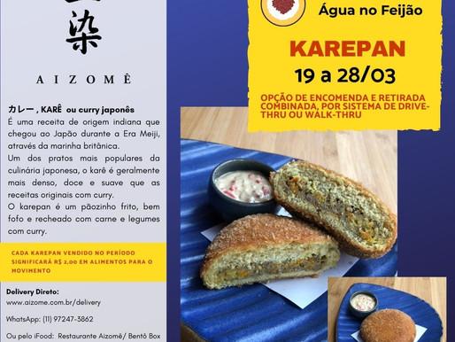 Restaurante Aizomê lança campanha solidária em prol do MANF