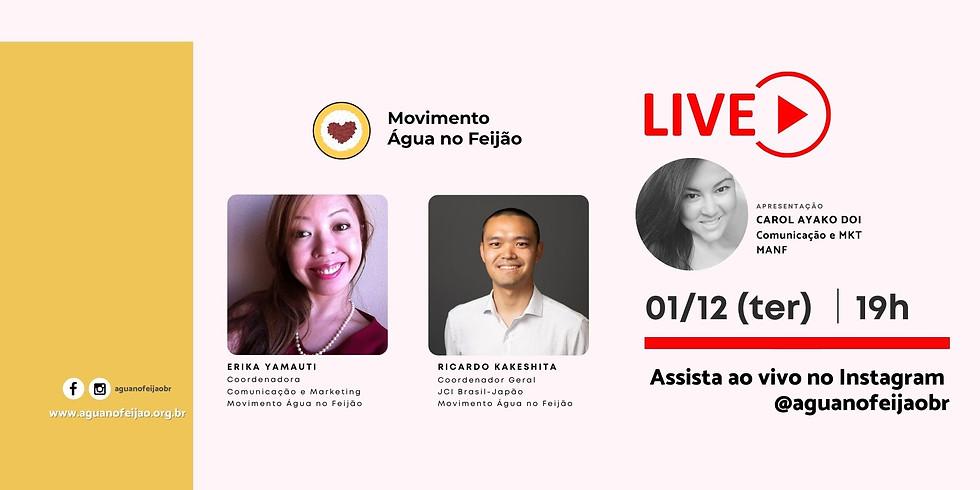 Live MANF - Erika Yamauti e Ricardo Kakeshita