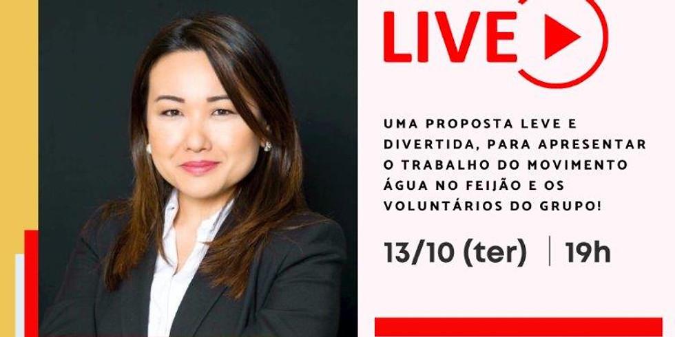 Live MANF - Patricia Murakami