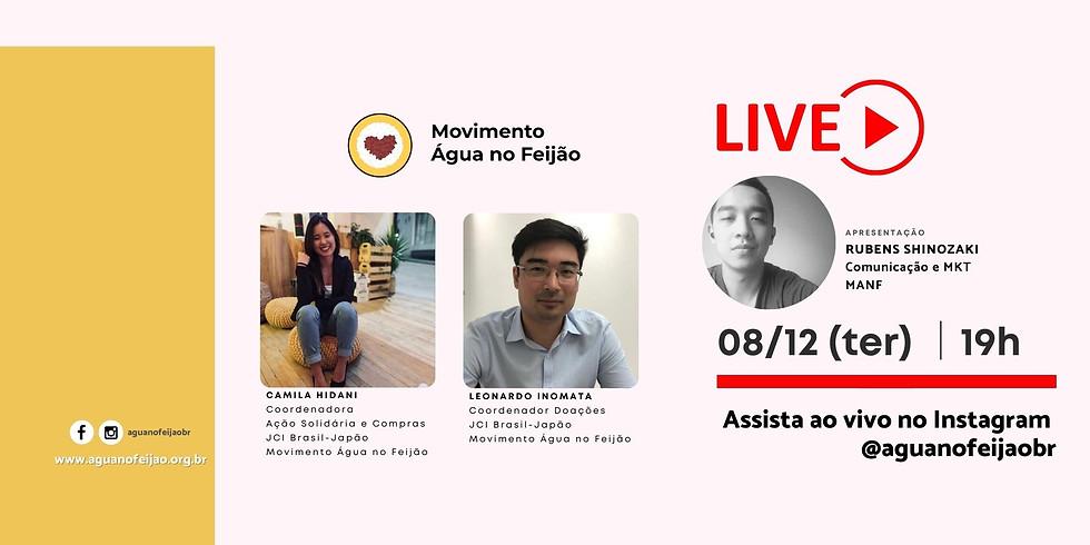 Live MANF - Camila Hidani e Leonardo Inomata