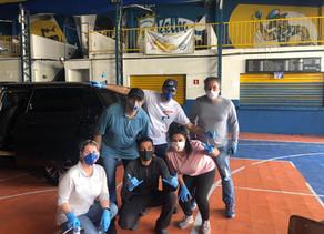 Elo Solidário apoia o Movimento Água no Feijão e a comunidade de Heliópolis