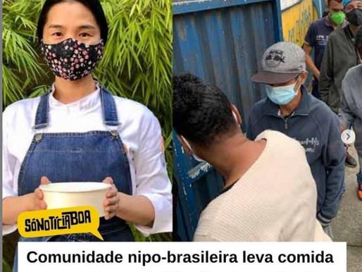 Movimento Água no Feijão é destaque no portal Só Notícia Boa