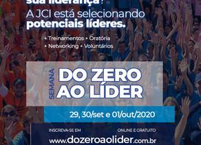 """Marcelo Asamura fala sobre o MANF na Semana """"Do Zero ao Líder"""""""