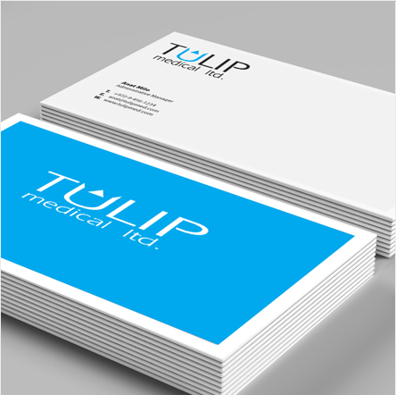 Tulip- Branding, Medical