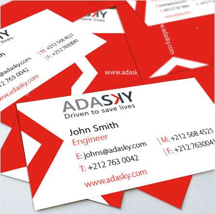 Adasky- Branding