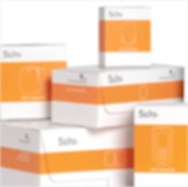 Solo-Packaging, Branding, Medical Device