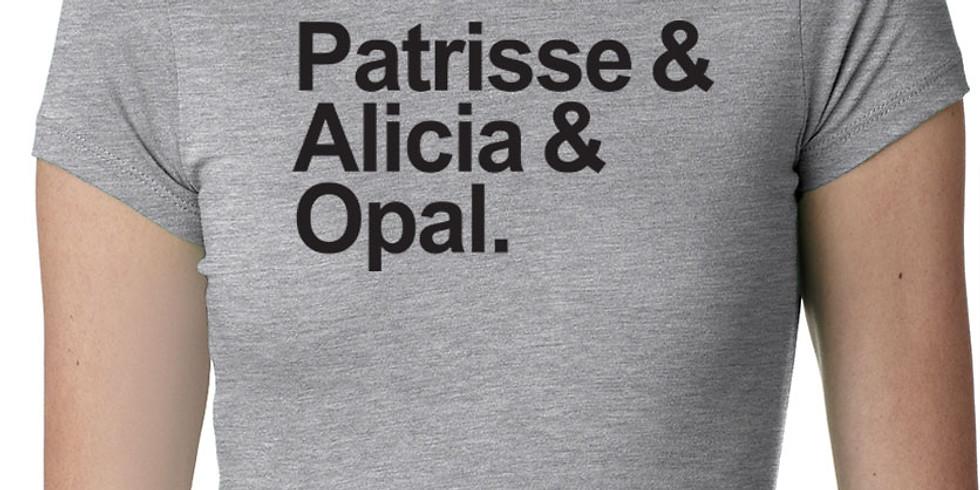 Patrice & Alice & Opal