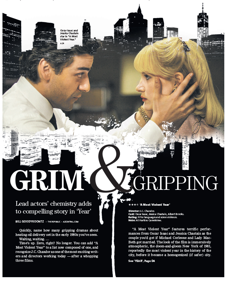 Grim and Gripping