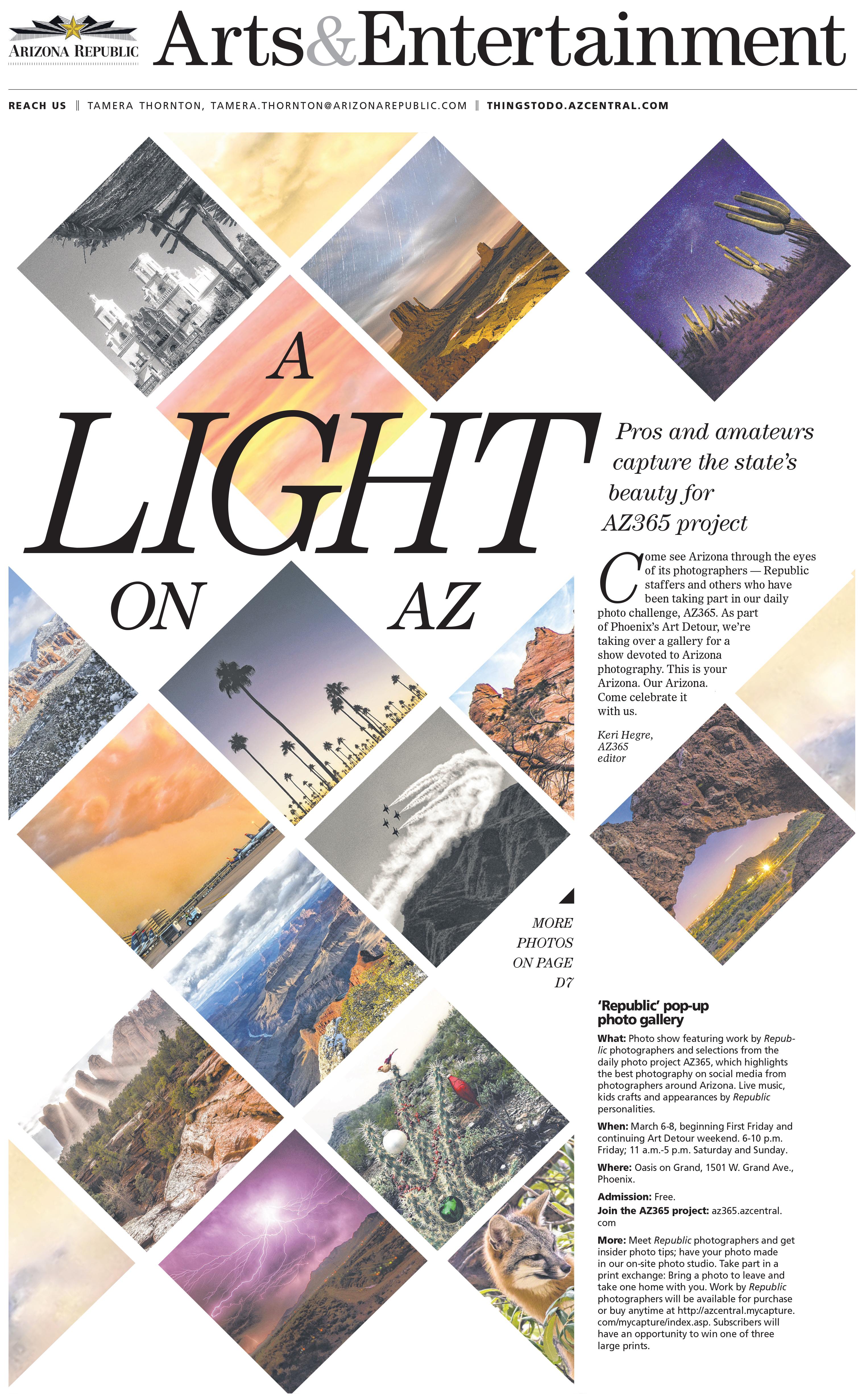 A Light on AZ