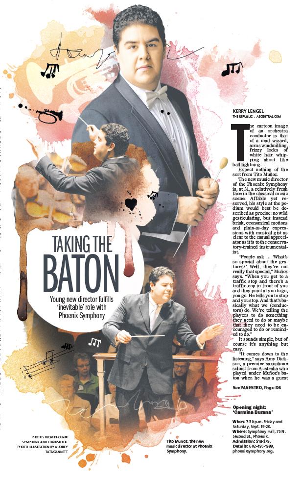 Taking the Baton