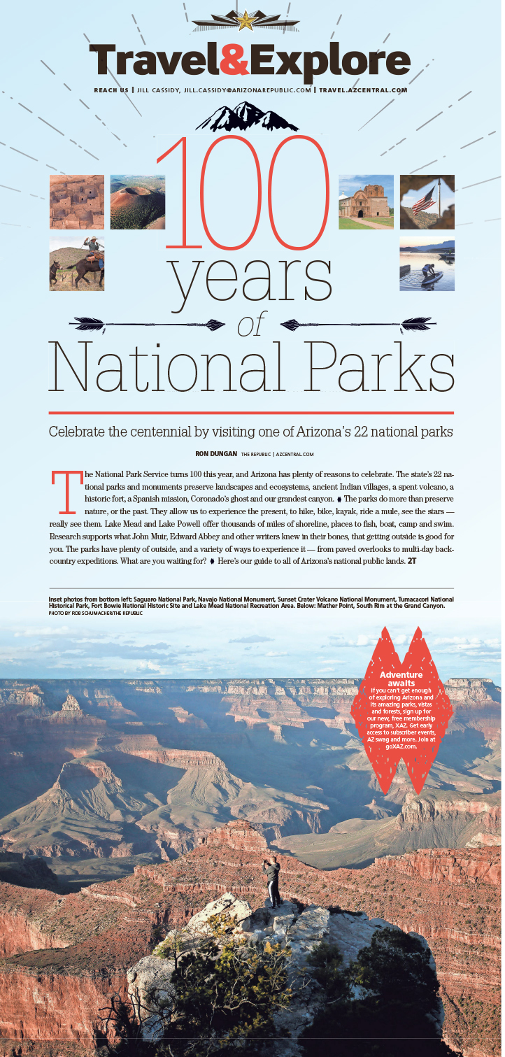 National Parks Service turns 100