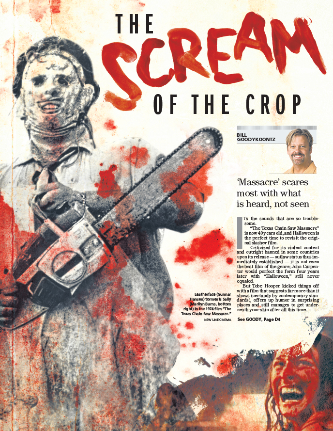 The Scream of the Crop