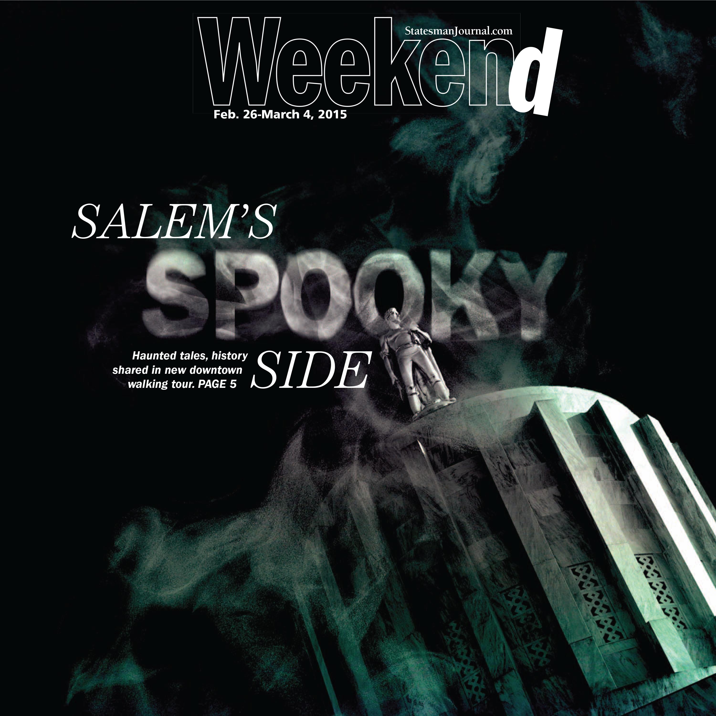 Salem's Spooky Side