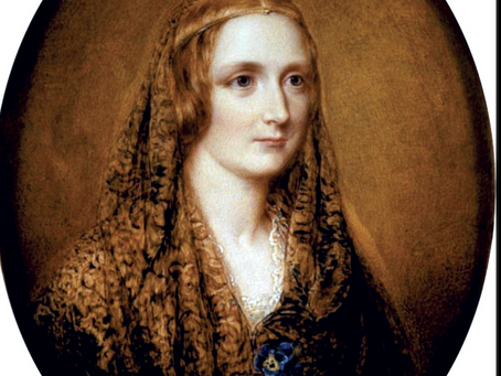 Mary Shelley - A Portrait