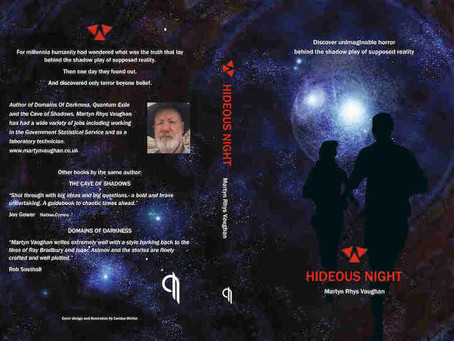 """""""HIDEOUS NIGHT"""" IS NOW ON SALE"""