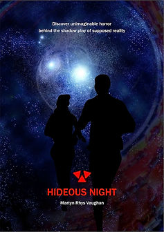Science Fiction Monsters from another Dimension  Hideous Night