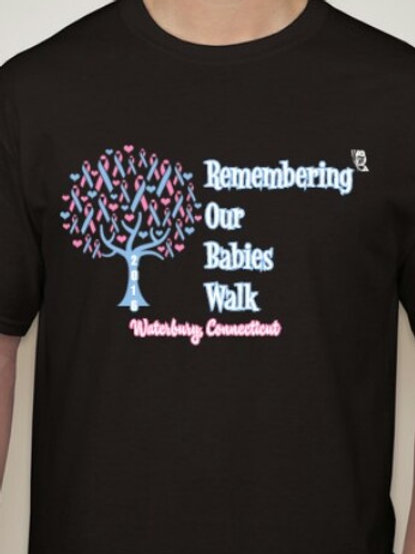 2016 Remembering Our Babies Walk T-Shirt